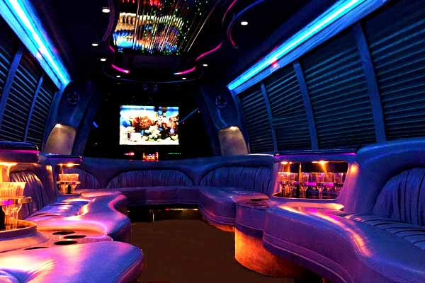 18 passenger party bus rental new orleans