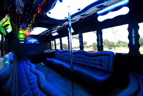 40 people party bus new orleans