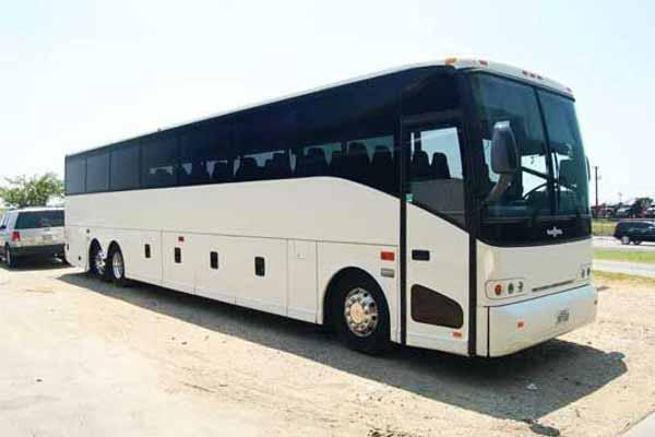 50 passenger charter bus new orleans